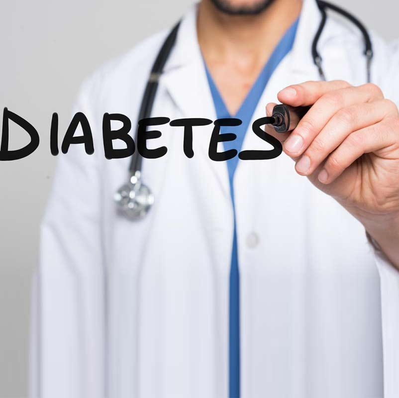روش های درمان دیابت بی مزه